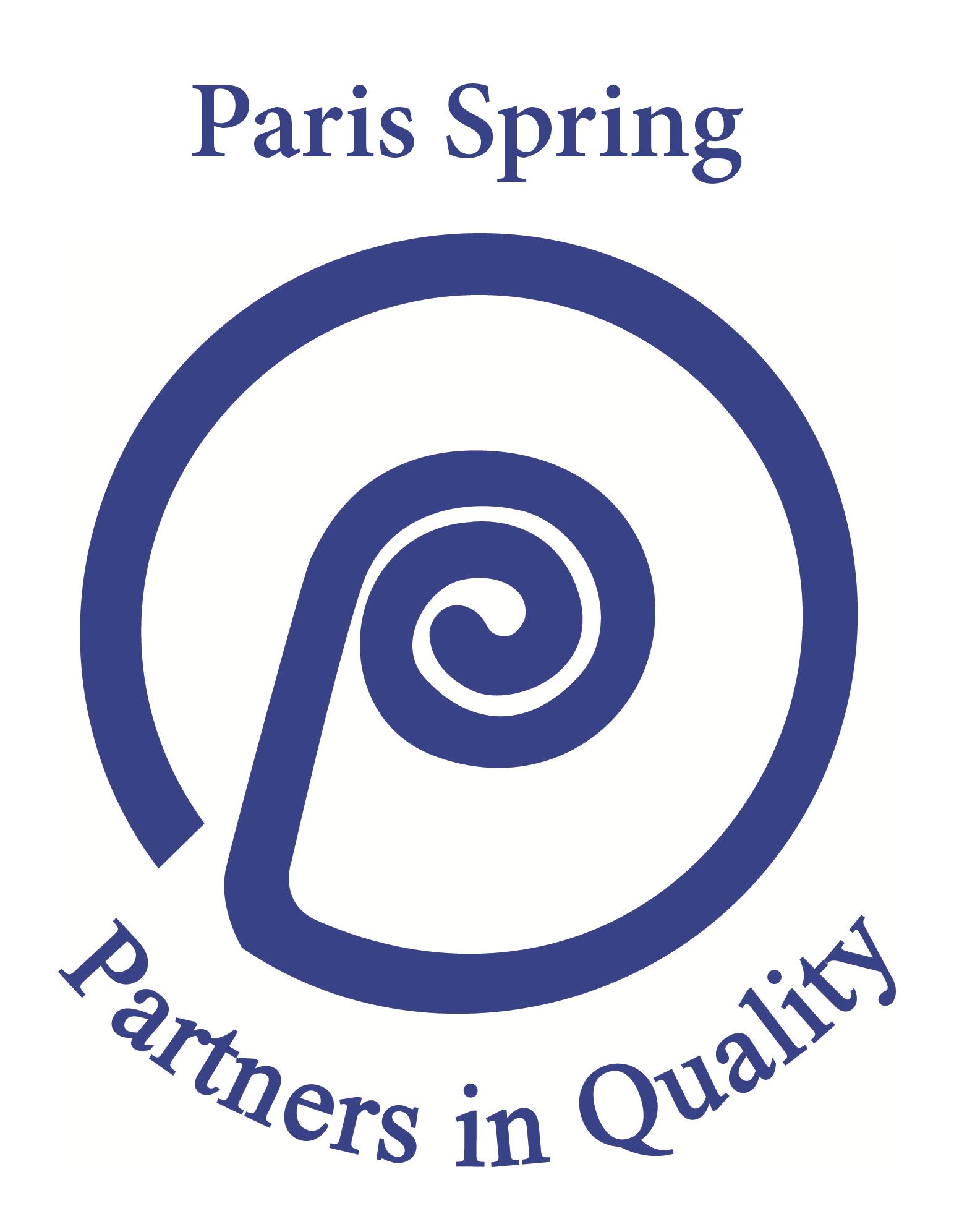Paris Spring Logo